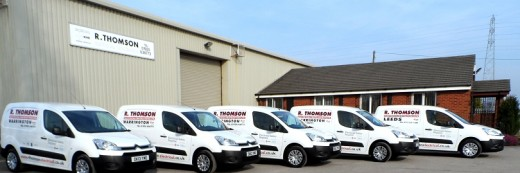 New Fleet of Vans