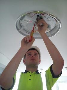 install-light